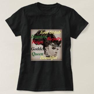 Camiseta Deusa de Nubian