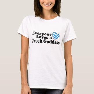 Camiseta Deusa grega