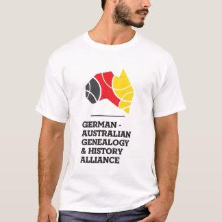 Camiseta Deutsche Wurzeln de Haben Sie?