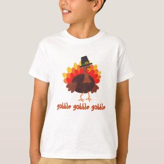 Camiseta Devore devoram - acção de graças Turquia - o