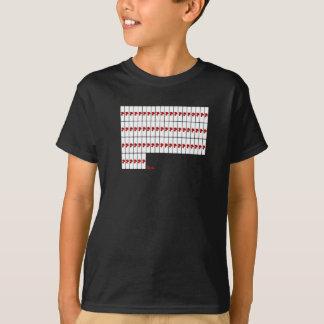 Camiseta Dexter - 67 e contagem