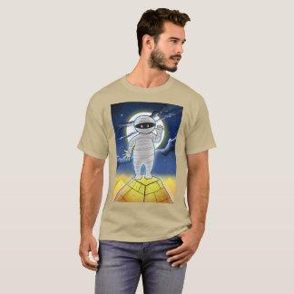 Camiseta Dez monstro pequenos: Morris o t-shirt da mamã