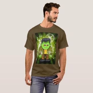 Camiseta Dez monstro pequenos: Murray o t-shirt do monstro