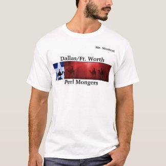 Camiseta dfwpm, TRAFICANTES do Perl, DALLAS FORT WORTH (3)