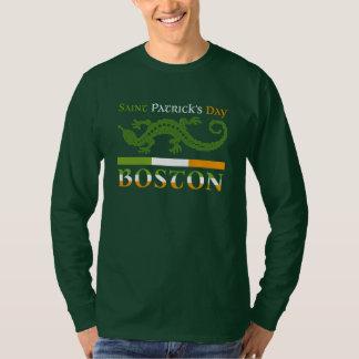 Camiseta Dia Boston do St. Patricks, dragão
