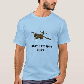 Camiseta DIA D 6 de junho de 2009