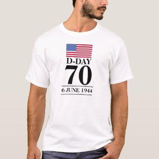 Camiseta Dia D 6- em junho de 1944