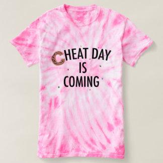 Camiseta Dia da fraude!