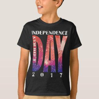 Camiseta Dia da Independência & o 4 de julho EUA
