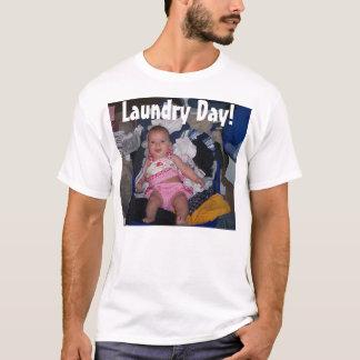 Camiseta Dia da lavanderia