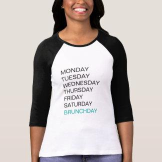 Camiseta Dia da refeição matinal
