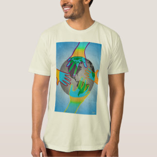 Camiseta Dia da Terra