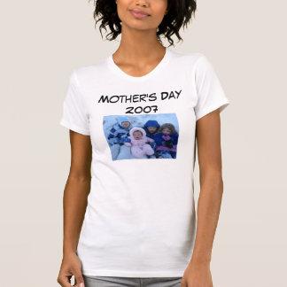 Camiseta Dia das mães 2007