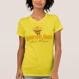 Camiseta Dia das mães engraçado da abelha de rainha