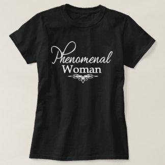 Camiseta Dia das mães fenomenal da mulher/algum dia
