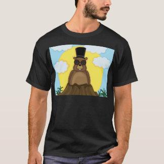 Camiseta Dia de Groundhog