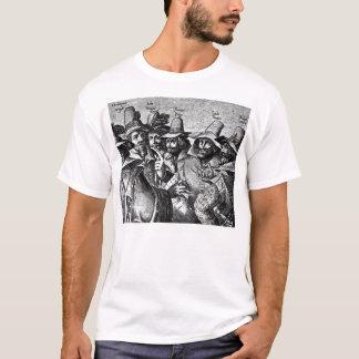 Camiseta Dia de Guy Fawkes