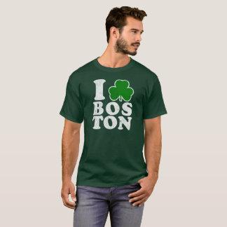 Camiseta Dia de Patricks do santo eu amo o t-shirt do
