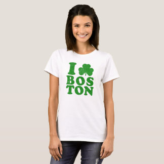 Camiseta Dia de Patricks do santo eu amo o TShirt afligido