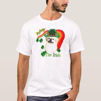 Camiseta Dia de Pekingese St Patrick