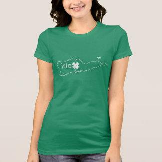 Camiseta Dia de São Patrício T | Irie de Croix da rua no