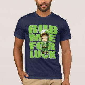 Camiseta Dia de São Patrício Thomas o t-shirt afortunado do