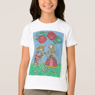 Camiseta Dia do dia inoperante dos dançarinos da doação