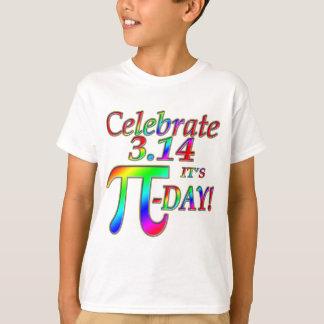 Camiseta Dia do Pi