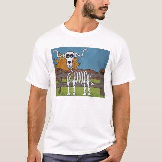 Camiseta Dia do t-shirt inoperante de Longhorn