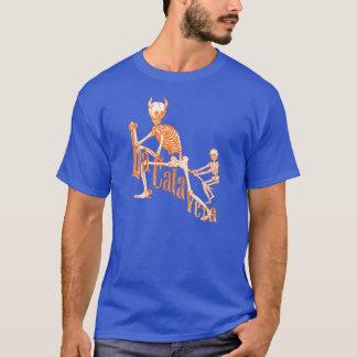 Camiseta dia do vintage do tshirt inoperante