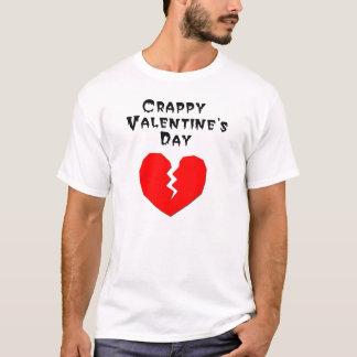 Camiseta Dia dos namorados de ínfima qualidade