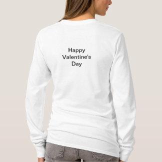 Camiseta dia dos namorados feliz