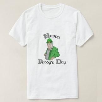 Camiseta Dia feliz de Losty da almofada