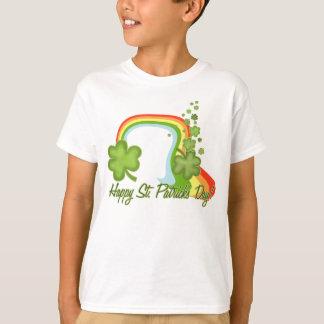 Camiseta Dia feliz de Patricks do santo!