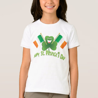Camiseta Dia feliz do St. Patricks!