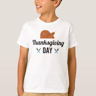 Camiseta Dia feliz Turquia da acção de graças
