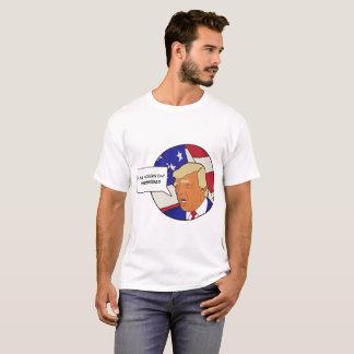 Camiseta Dia moderno presidencial