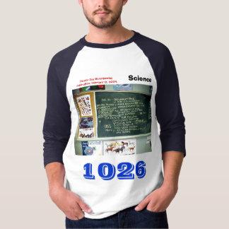 Camiseta Dia numerado de Darwin do jérsei dos esportes do