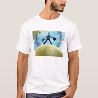 Camiseta Dia ocupado