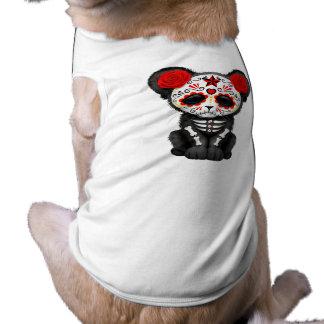 Camiseta Dia vermelho da pantera preta inoperante Cub