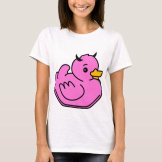 Camiseta Diabo de Girlie Ducky