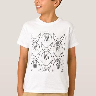 Camiseta Diabo Dik de ZEF