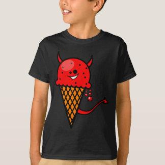 Camiseta Diabo do cone de Lil