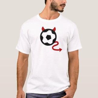 Camiseta Diabo do futebol