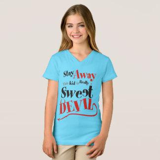 Camiseta Diabo doce