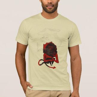 Camiseta diabo pequeno