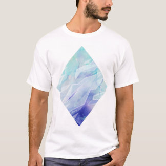 Camiseta Diamante abstrato