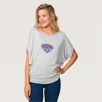 Camiseta Diamante do inverno