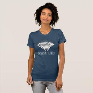 Camiseta Diamante nos 101 ásperos