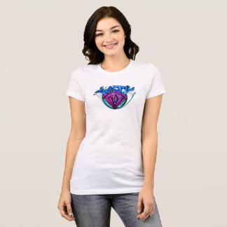 Camiseta Diamante original do olho da KP Katy